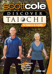 Scott Cole Discover Tai Chi fro balance and mobility