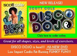 Scott Cole Disco Dojo