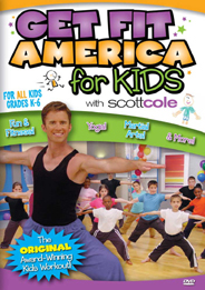 Get Fit America for Kids with Scott Cole