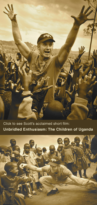 Scott Cole Unbridled Enthusiasm: The Children of Uganda - short film