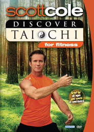 Scott Cole Discover Tai Chi for Fitness DVD