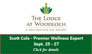 Scott Cole at The Lodge at Woodloch Sept 25-27