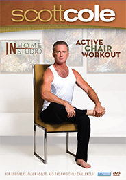 Scott Cole Active Chair Workout DVD