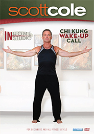 Scott Cole Chi Kung Wake-Up Call DVD